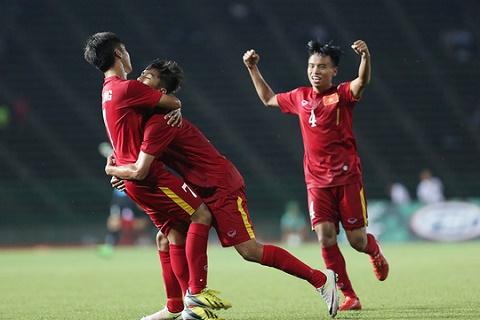 Co hoi nao cho U16 Viet Nam du World Cup 2017 hinh anh