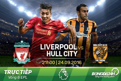 LINK XEM truc tiep Liverpool vs Hull City 21h00 ngay 249 hinh anh