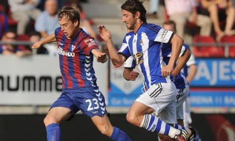 Nhan dinh Eibar vs Sociedad 18h00 ngay 2409 (La Liga 201617) hinh anh