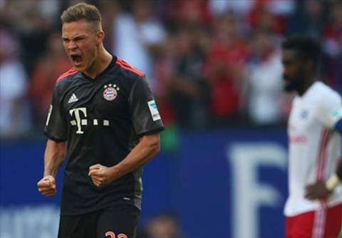 Tong hop Hamburg 0-1 Bayern Munich (Vong 5 Bundesliga 201617) hinh anh