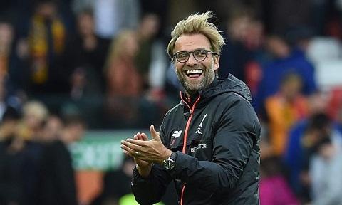 HLV Klopp Tien ve David Silva xuat sac nhat Premier League hinh anh 2