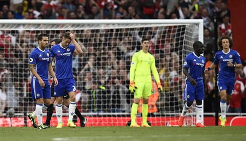 Nhung van de cua HLV Conte sau tran Arsenal 3-0 Chelsea hinh anh 4