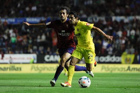 Nhan dinh Villarreal vs Osasuna 23h30 ngay 259 (La Liga 201617) hinh anh