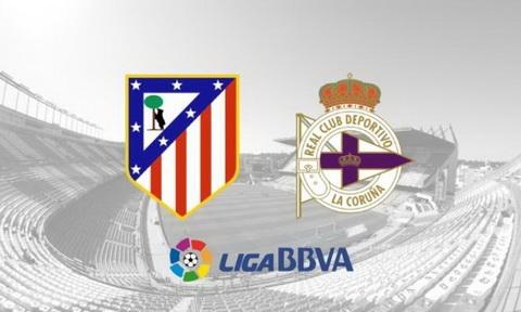 Nhan dinh Atletico Madrid vs Deportivo 21h15 ngay 259 (La Liga 201617) hinh anh