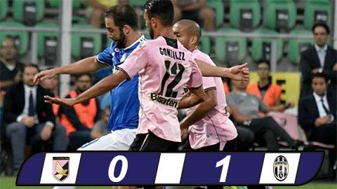 Palermo 0-1 Juventus Thang nhoc nho ban  da phan hinh anh