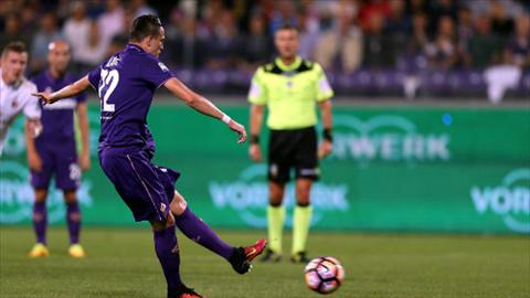 Tong hop Fiorentina 0-0 AC Milan (Vong 6 Serie A 201617) hinh anh