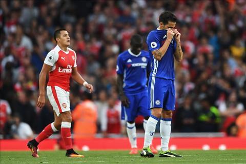 Fabregas co dang bi chi trich khi mo nhat truoc Arsenal hinh anh