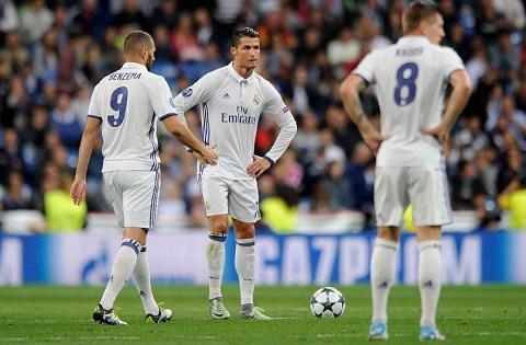 Real hoa 2 tran lien tiep Zidane dang that hua hinh anh 2