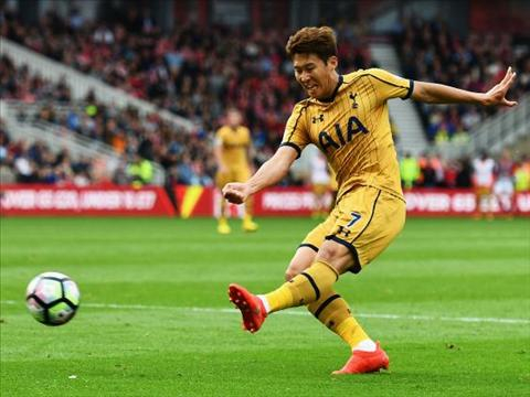 Son Heung Min - Chang tien dao ruc chay voi tinh than Han Quoc hinh anh 3
