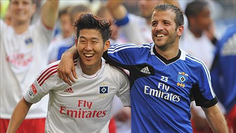 Son Heung Min - Chang tien dao ruc chay voi tinh than Han Quoc hinh anh