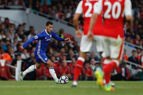 Khong vao Top 4, Chelsea se mat tien ve Eden Hazard hinh anh