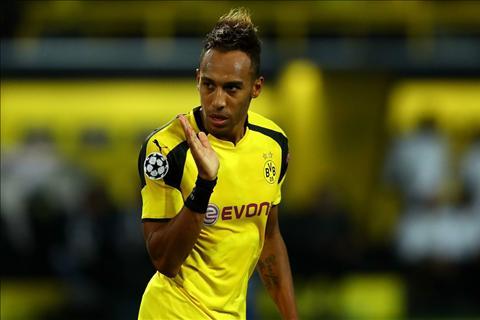 Aubameyang Tien ve Marco Reus se nang tam Dortmund hinh anh 2