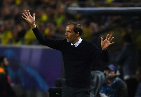 HLV Tuchel noi gi sau tran Dortmund 1-0 Spoting Lisbon hinh anh 2