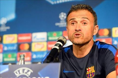Enrique Lich thi dau cua Barca chang lien quan den toi hinh anh