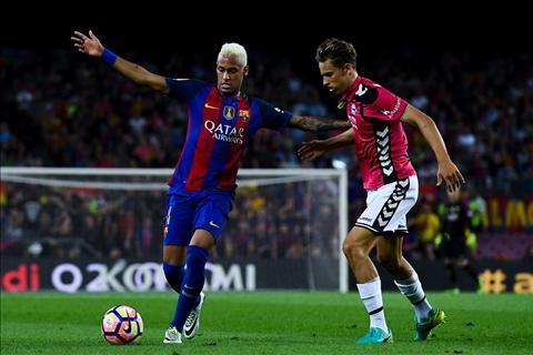 PSG chi 222 trieu euro mua tien dao Neymar hinh anh