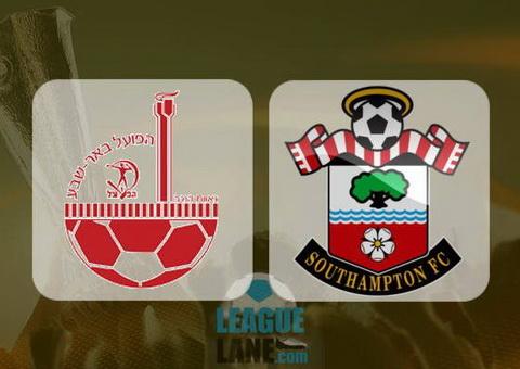 Nhan dinh Hapoel Beer Sheva vs Southampton 0h00 ngay 309 (Europa League 201617) hinh anh