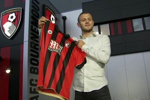Tien ve Wilshere co the la HLV cua Arsenal trong tuong lai hinh anh