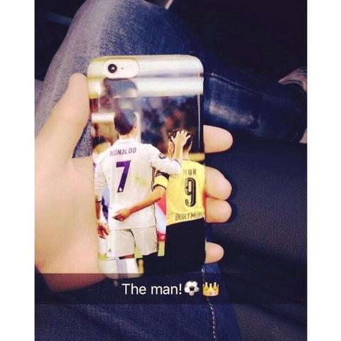 Sao tre Dortmund cuc ky ham mo Ronaldo hinh anh