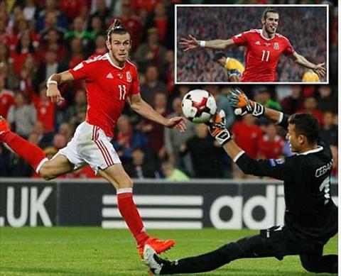 Tong hop Wales 4-0 Moldova (Vong loai World Cup 2018) hinh anh