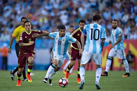 Venezuela vs Argentina (6h 79) Buon ngu gap chieu manh hinh anh 2