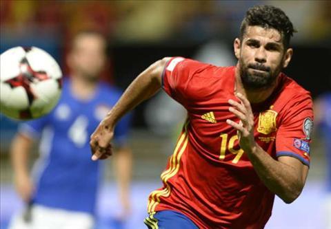 Diego Costa da lap cu dup vao luoi Liechtenstein