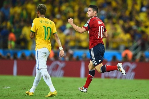 Brazil vs Colombia (7h45 ngay 79) Tro lai vung an toan hinh anh 2