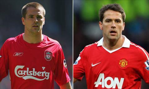 Michael Owen Man Utd chi la phuong an B cho Liverpool hinh anh