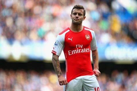 Tien ve Wilshere co the la HLV cua Arsenal trong tuong lai hinh anh 2