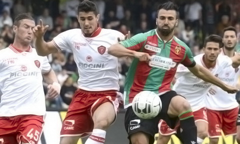 Nhan dinh Ternana vs Pisa 01h30 ngay 0809 (Hang 2 Italia 201617) hinh anh