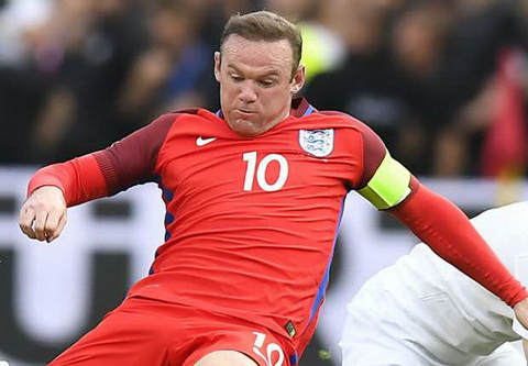 Peter Shilton cho rang Rooney nen chia tay DT Anh sau Euro 2016.