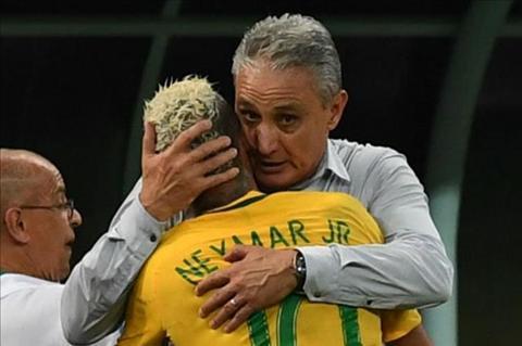 Thang nhoc Colombia, HLV Brazil van no tung troi hinh anh 2