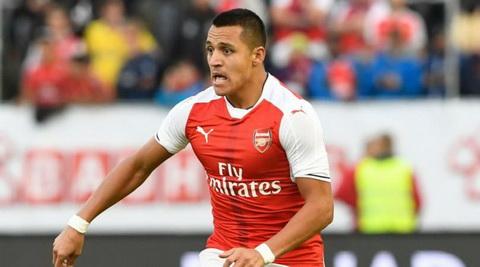 Tien dao Alexis Sanchez lai voi vinh Arsenal hinh anh 2