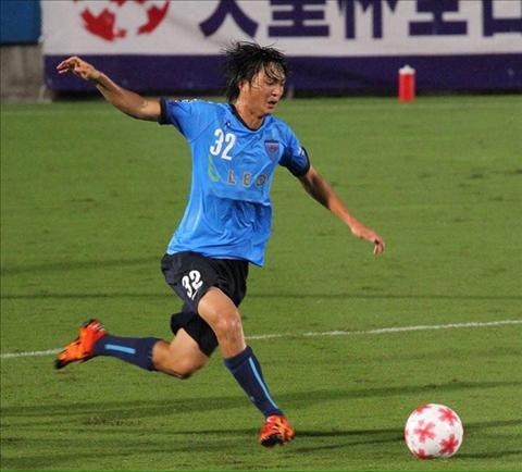Tuan Anh ghi ban quyet dinh giup Yokohama FC chien thang nghet tho hinh anh