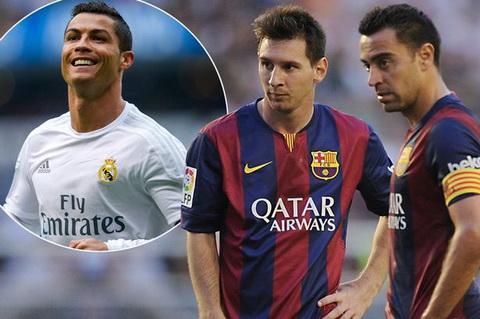 Cris Ronaldo khong the so sanh voi Messi hinh anh