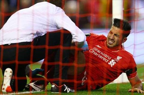 Liverpool mat tru cot quan trong cho cuoc doi dau voi Leicester hinh anh 2