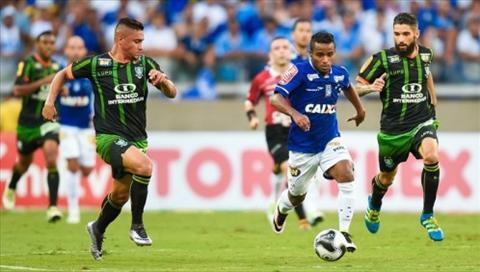 Nhan dinh America MG vs Cruzeiro 07h00 ngay 99 (VDQG Brazil 2016) hinh anh