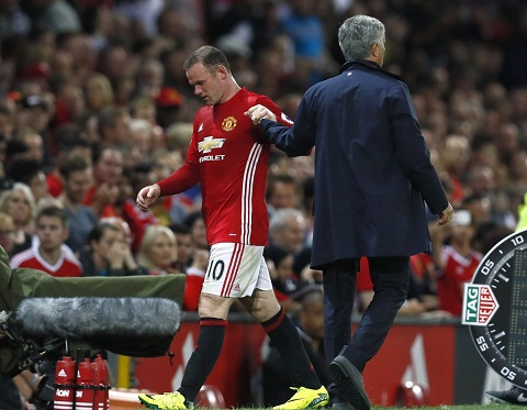 Derby Manchester Khi Rooney phai chong lai ca the gioi hinh anh 2