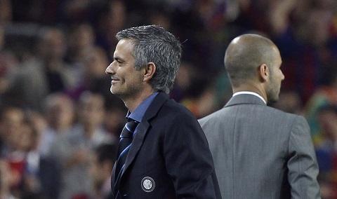 Inter 3-1 Barca Khoi nguon an oan Mourinho va Pep Guardiola hinh anh