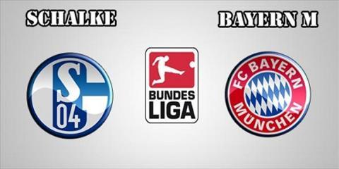 Nhan dinh Schalke vs Bayern Munich 01h30 ngay 109 (Bundesliga 201617) hinh anh