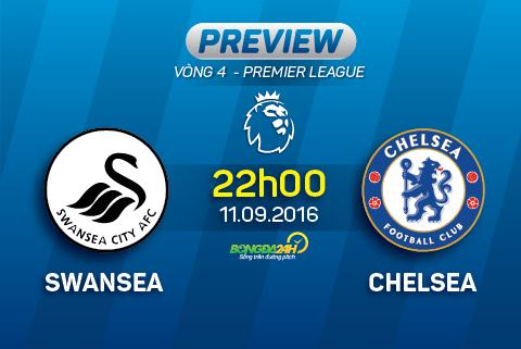 Swansea vs Chelsea (22h ngay 119) Kho can con cuong phong xanh hinh anh