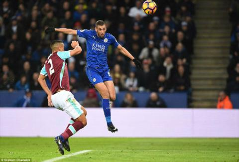 Tong hop Leicester 1-0 West Ham (Vong 19 NHA 201617) hinh anh