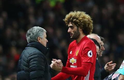 Mourinho va Fellaini