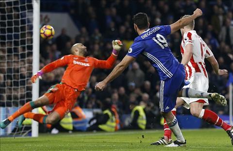 Nhung diem nhan sau tran cau hap dan Chelsea 4-2 Stoke hinh anh 2