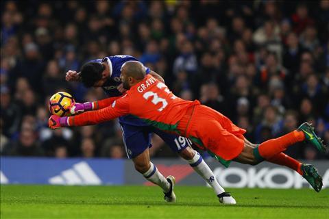 Nhung diem nhan sau tran cau hap dan Chelsea 4-2 Stoke hinh anh 3