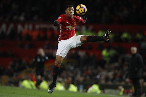 Anthony Martial truoc tuong lai bat dinh o Man Utd hinh anh