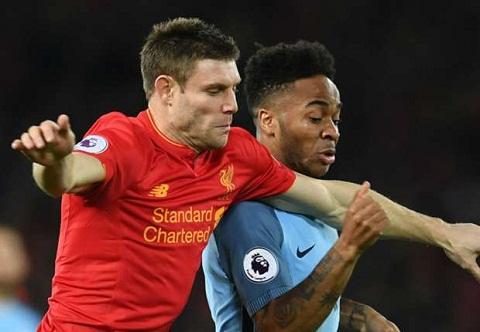 Tien ve James Milner phan Liverpool cao hon Man City hinh anh
