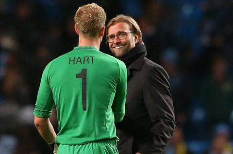 Thu mon Joe Hart muon chuyen sang Liverpool thi dau hinh anh