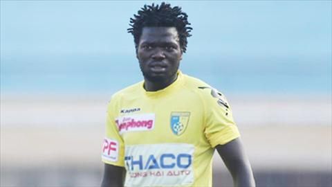 Tien ve Moses (Ha Noi FC) ghi tuyet pham vao luoi doi du Euro 2016 hinh anh