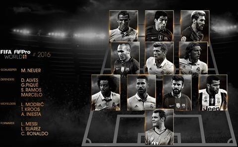 Real lai ap dao doi hinh tieu bieu nam 2016 cua FIFA hinh anh 12