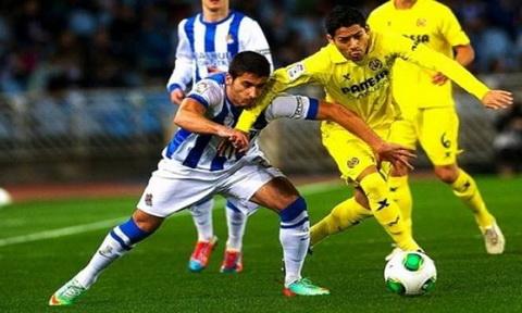 Nhan dinh Villarreal vs Sociedad 01h00 ngay 121 (Cup Nha vua TBN 201617) hinh anh